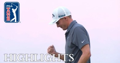 Aaron Wise beats Marc Leishman to AT&T Byron Nelson Classic trophy: video highlights