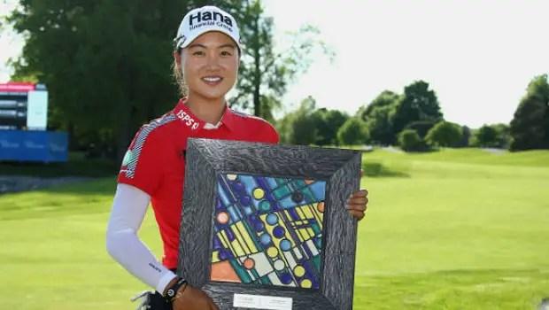 Minjee Lee wins fourth LPGA trophy on her 22nd birthday