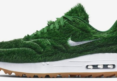 Nike to release artificial grass covered golf shoes
