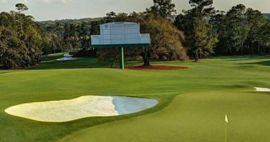Augusta National monitoring coronavirus but says Masters will go ahead