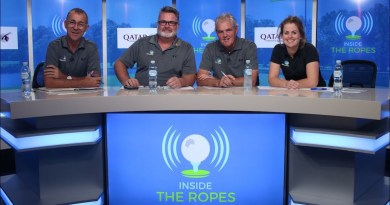 Inside The Ropes podcast turns vodcast for 100th episode
