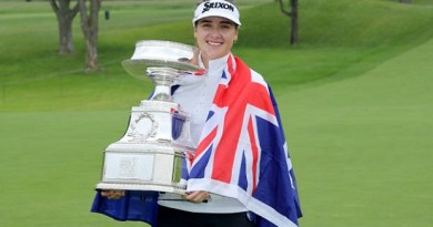 Hannah Green is Australia's newest major champion after winning Women's PGA Championship