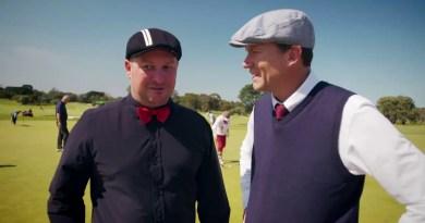 Australian Hickory Shaft Championship video featured on FoxSports