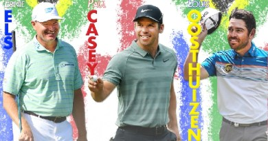 Els, Casey and Oosthuizen to play Australian Open in Sydney