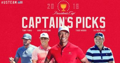 PRESIDENTS CUP Tiger Woods picks himself to play in Melbourne