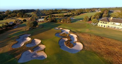 Royal Melbourne mandates proof of vaccination for golfers