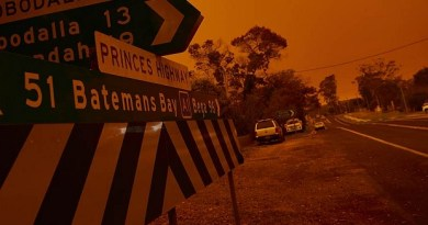 Book your next golf trip to bushfire-affected parts of Australia