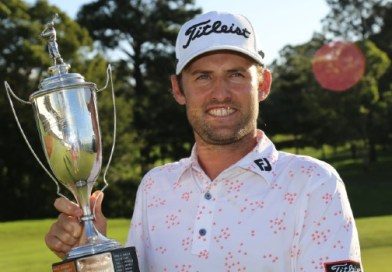 Michael Sim survives chaos and playoff to win Qld PGA Championship
