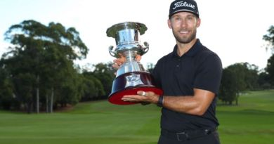 Mighty Macpherson's mental resolve helps secure #NSWOpenGolf