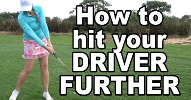 Most requested golf tip: How to hit your driver further