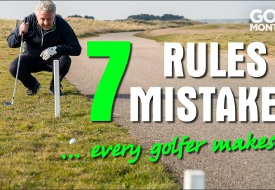 RULES REMINDER 7 common mistakes made by golfers