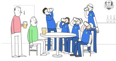 Check out this hilariously dubbed Ryder Cup cartoon