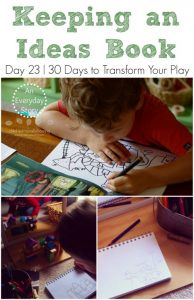 Keeping-an-Ideas-Book-documenting-your-childs-thoughts-ideas-plans-and-dreams-from-An-Everyday-Story