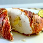 Prosciutto and Camembert Stuffed Chicken