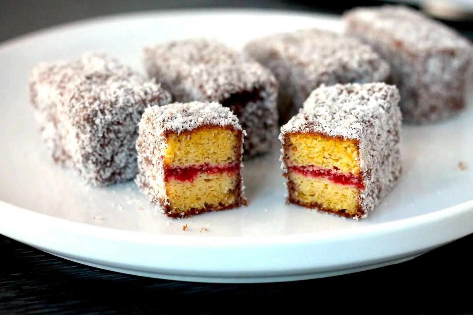 Australian Butter Cake