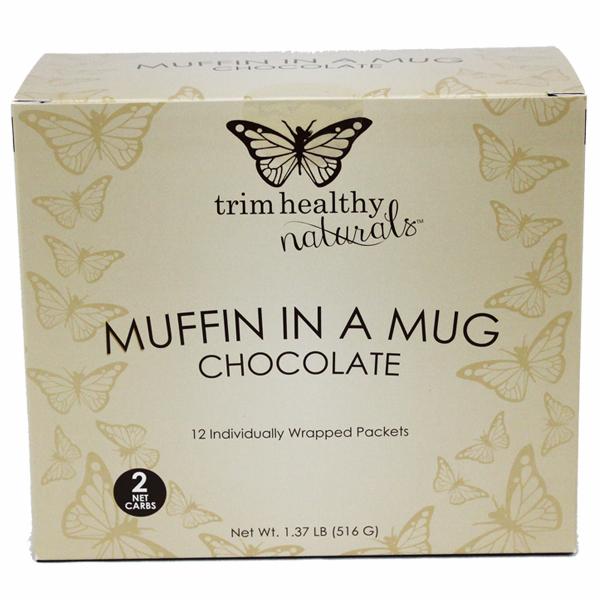 Chocolate Muffin in a Mug