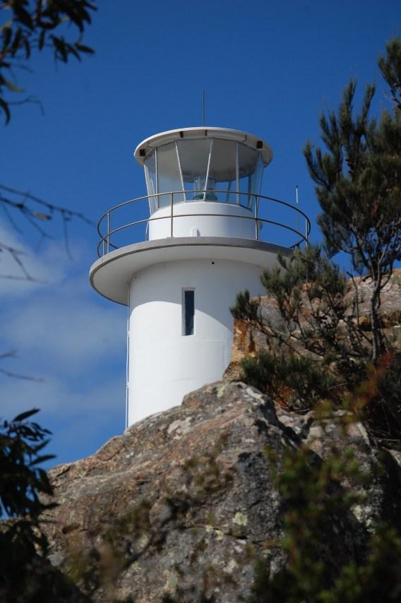 Leuchtturm am Cape Tourville