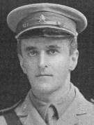 2nd Lieutenant  Clive Neilson Reynolds Huntley