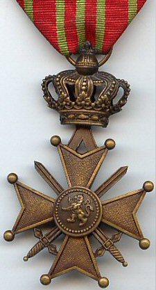 Croix de Guerre - Front