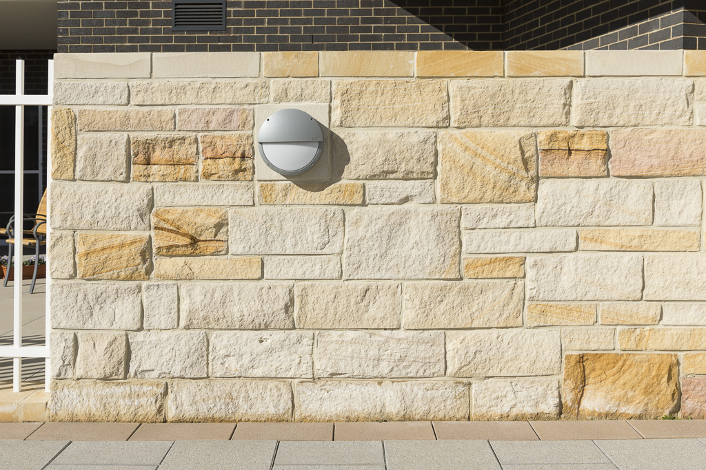 Canberra walling and flooring stone