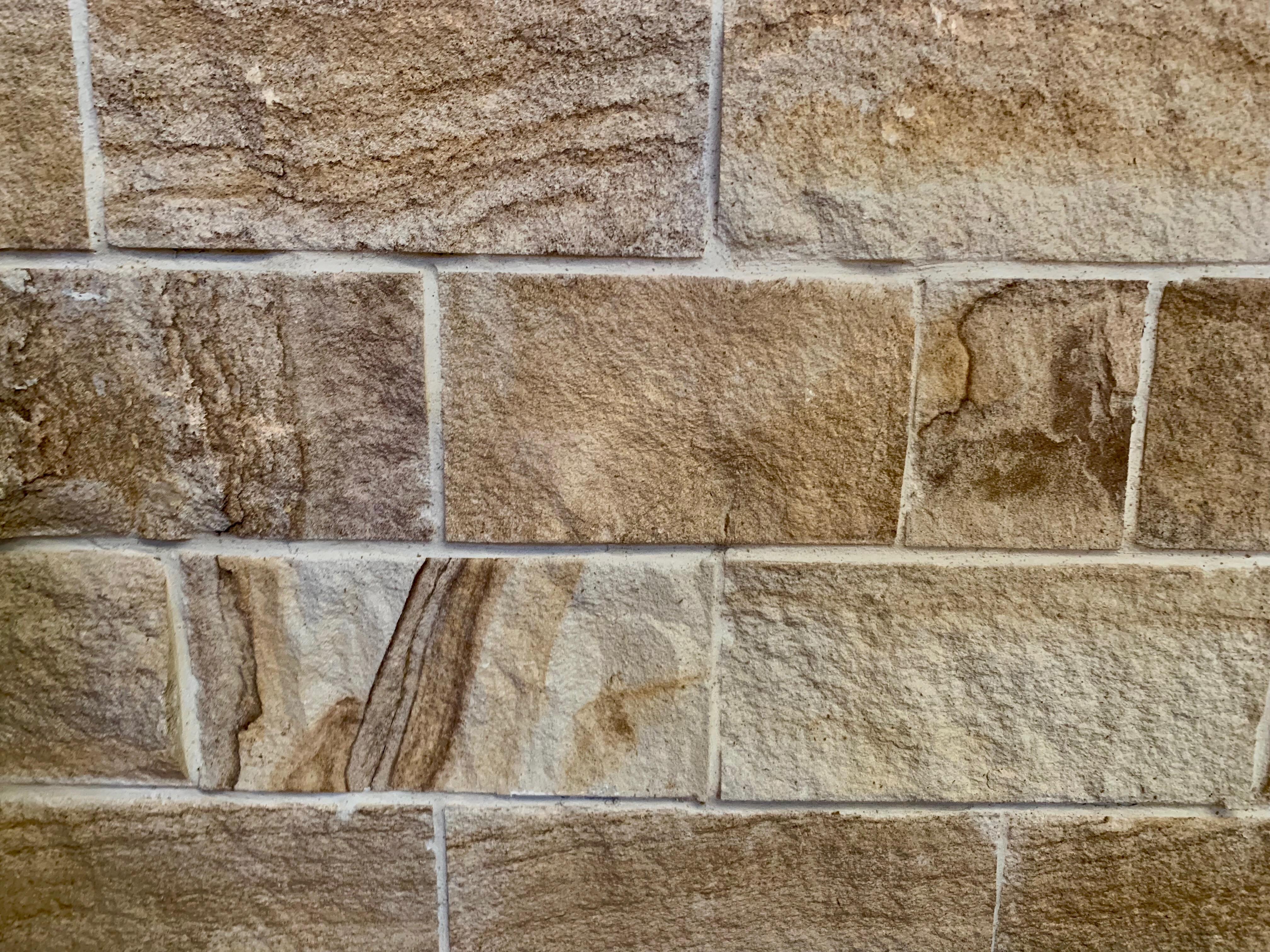 Australian sandstone wall cladding