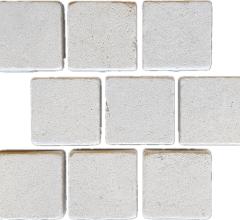 Aussietecture Derby cobble stone flooring, limestone square pavers