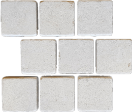 Aussietecture Derby limestone cobble stone paving, flooring stone