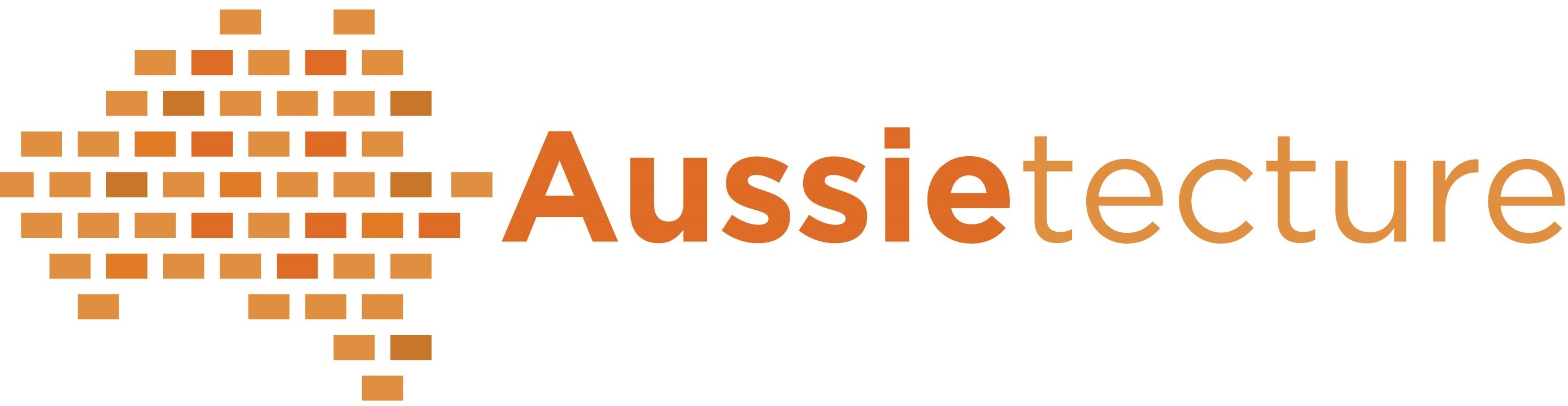 Logo of Aussietecture australian sandstone supplier