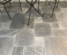 Aussietecture bindoon flooring stone, limestone tiles and pavers with tumbled finish