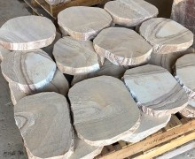 Stone steppers from Aussietecture Australian stone supplier factory