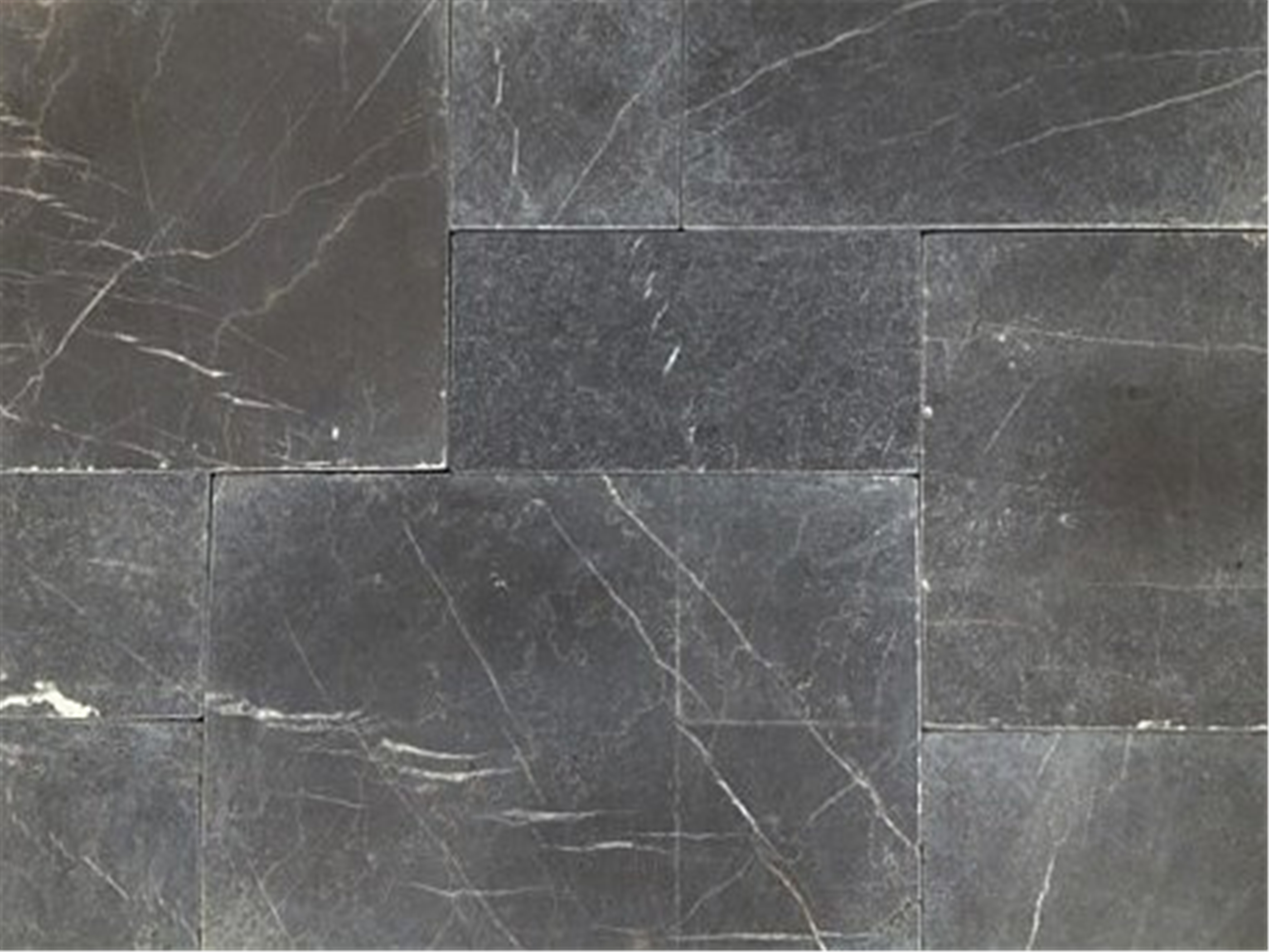 Aussietecture stone supplier Bindoon limestone tiles laid in French pattern in a house design