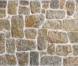 Aussietecture Colonial Hawker walling stone, granite interior and exterior stone veneer