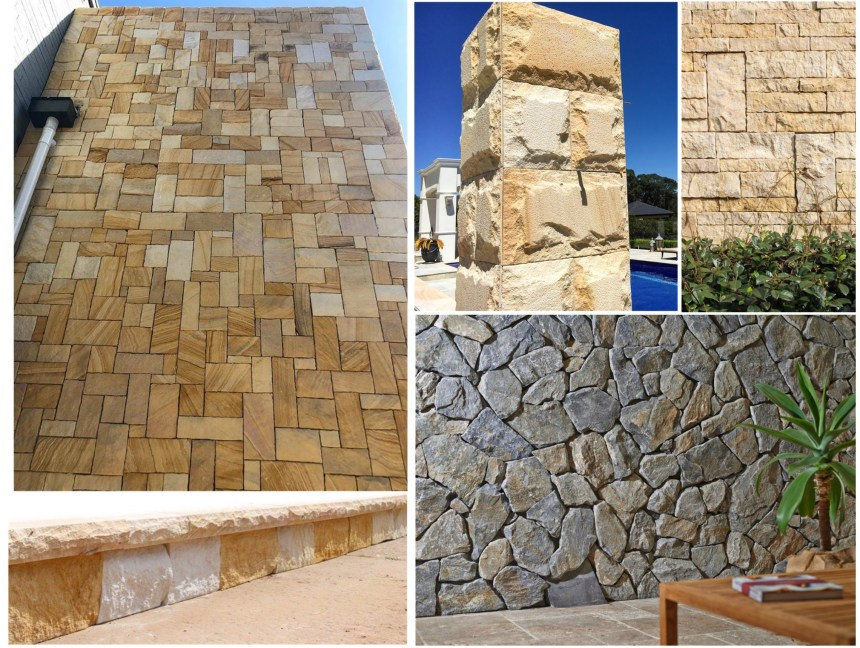 Projects using stone from Aussietecture Natural Stone Supplier
