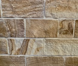 Aussietecture kirra ranch wall cladding stone, split surface sandstone