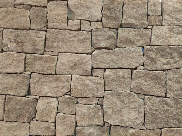 Colonial Jericho Stone Wall Cladding in Sydney Warehouse