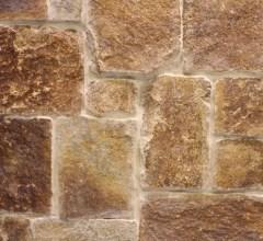 Aussietecture Colonial Quilpie walling stone, granite interior and exterior stone veneer