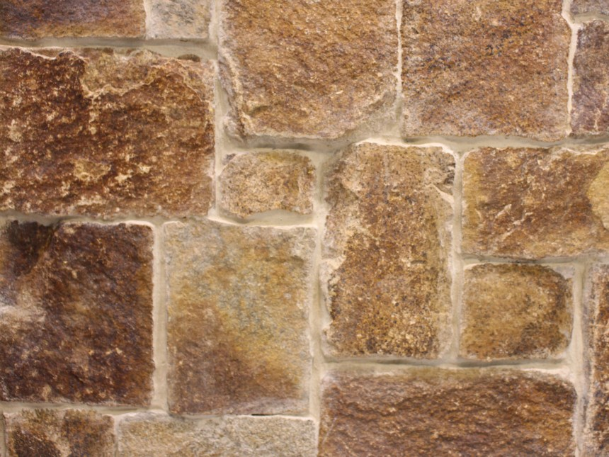 Colonial Quilpie Stone Wall Cladding in Sydney Warehouse