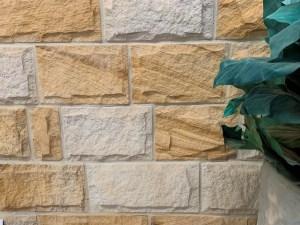 Rockface sandstone