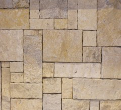 Aussietecture Colonial Simpson walling stone, limestone interior and exterior stone veneer