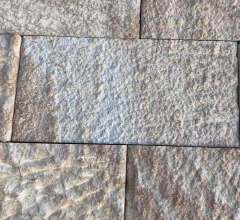 Wall cladding Clarence sandstone from Aussietecture stone supplier
