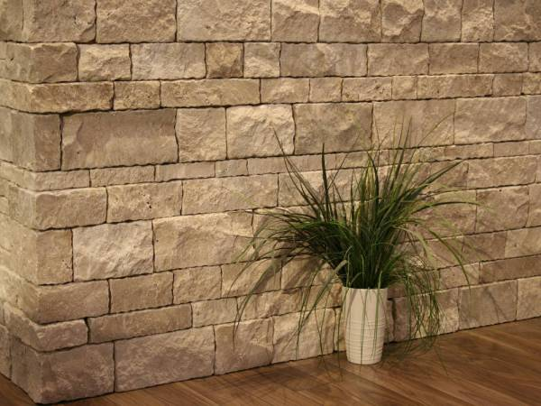 Travertine wall cladding Dajarra walling