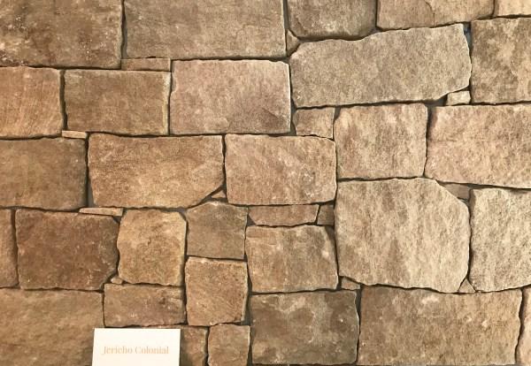 Walling stone Jericho, sandstone wall cladding