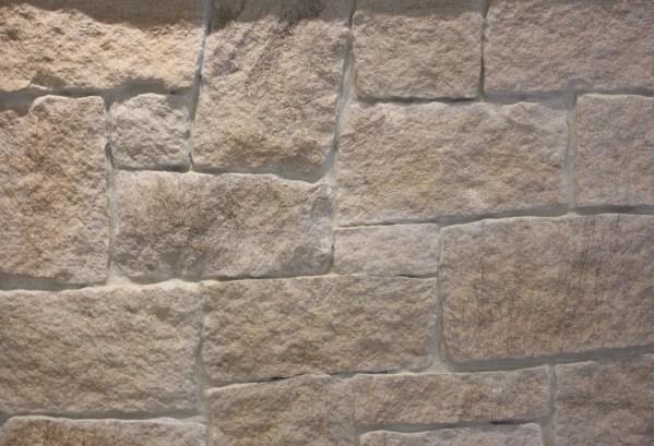 Walling stone Jericho, Aussietecture sandstone wall cladding