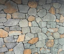 Atherton irregular walling stone