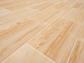 Teakwood honed sandstone tile and paver