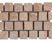 Tiger Rust Cobble Stone Paver
