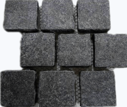black-flamed-brick-pattern-granite-cobblestone