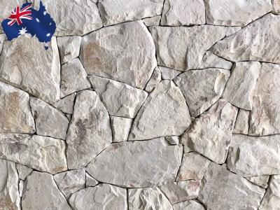 Burnie irregular walling, stone cladding