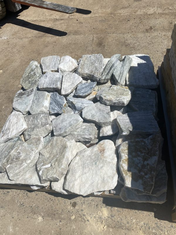 Jiemba irregular wall cladding - Australian limestone walling