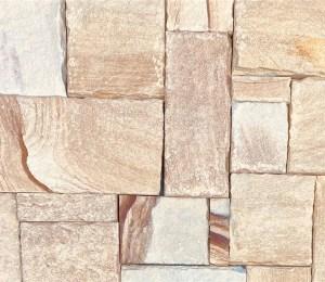 Ranch colonial Australian sandstone cladding